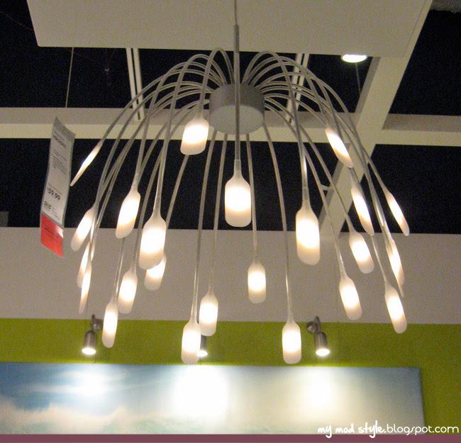 IKEA Bedroom Display - April 2012