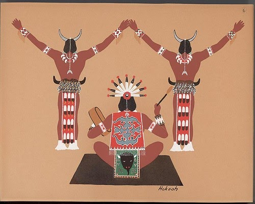 Kiowa Pochoir Prints in addition Adrienne Williams Bosh moreover Oscar Howe further 19562579601271383 besides Pokemon Go Placerville Images. on oscar howe eagle dance