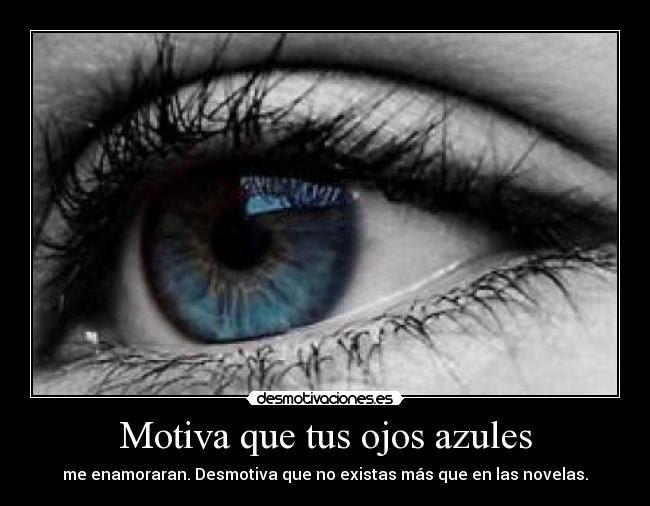 Frasesamor Frases De Amor Sobre Los Ojos Azules