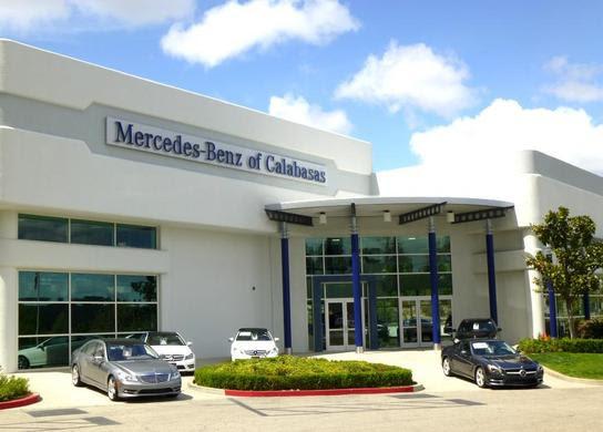 Mercedes-Benz of Calabasas : Calabasas, CA 91302 Car ...
