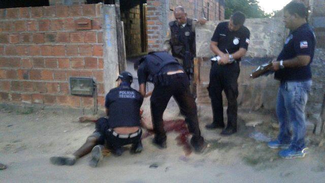 Homem é morto a tiros no bairro Queimadinha e outro na Mangabeira