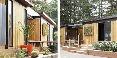 Casas de madera prefabricadas casas prefabricadas for Casas rectangulares
