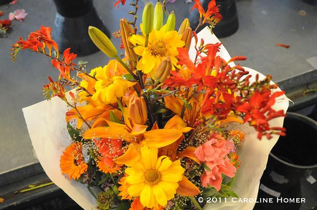 Bountiful Seattle bouquet