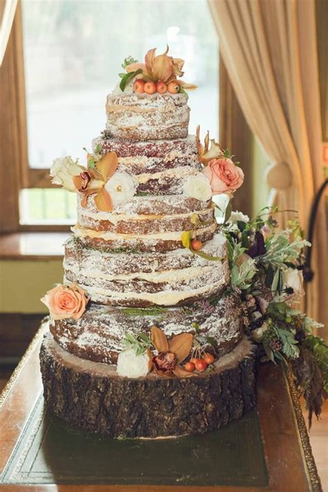 Naked Cake {Cake by Sugar}   For all your cake decorating