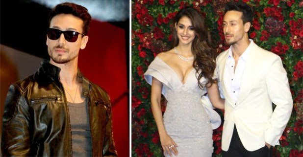 Tiger Shroff has a humorous answer over relation with Disha Patani, Gives cleaver reply