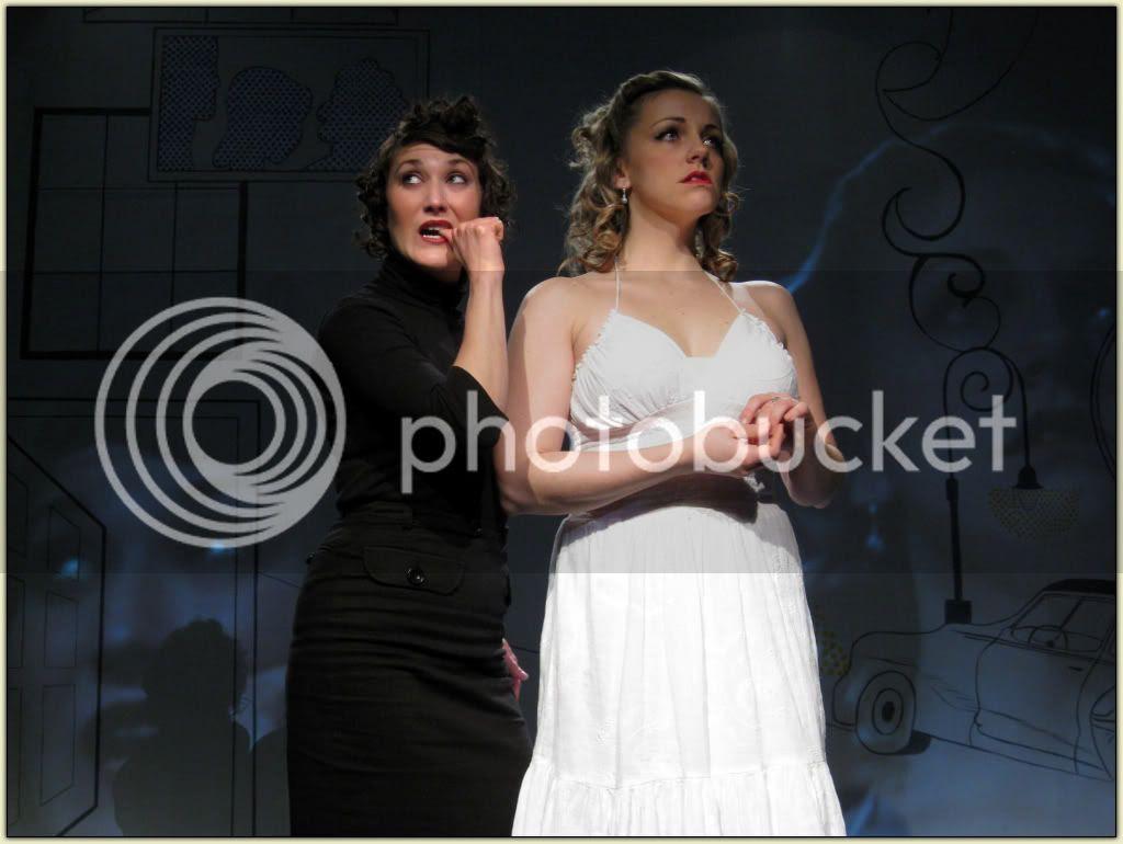 Elder Daughter onstage
