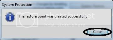Membuat Restore Point pada Windows