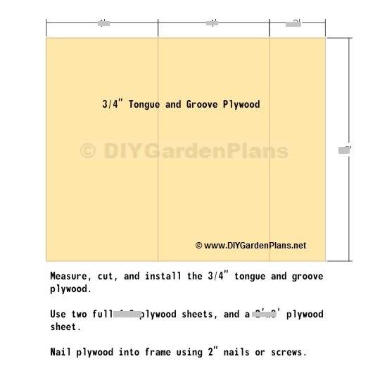 DIY Saltbox Shed: Page 4