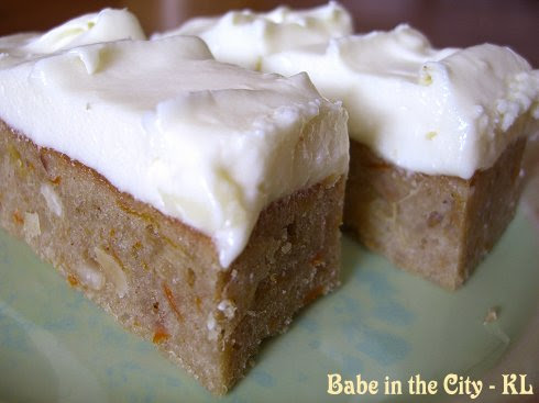 Carrot and Pineapple Cake 02