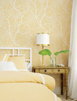 Parkland wallpaper from Thibaut