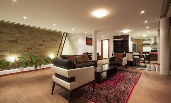 74 Ide Desain Interior Rumah Modern 1 Lantai Gratis Terbaru Untuk Di Contoh
