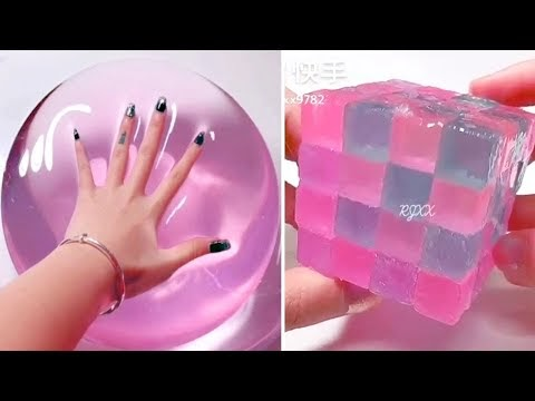 Relaxing Slime ASMR with no background noise, for Satisfaction.