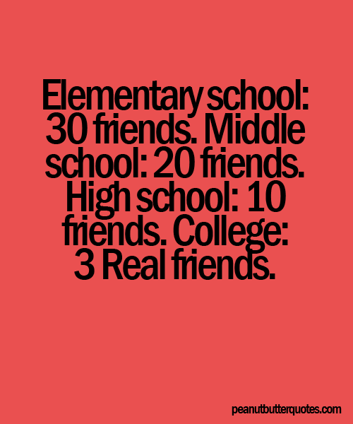 Quotes About High School Friends 51 Quotes