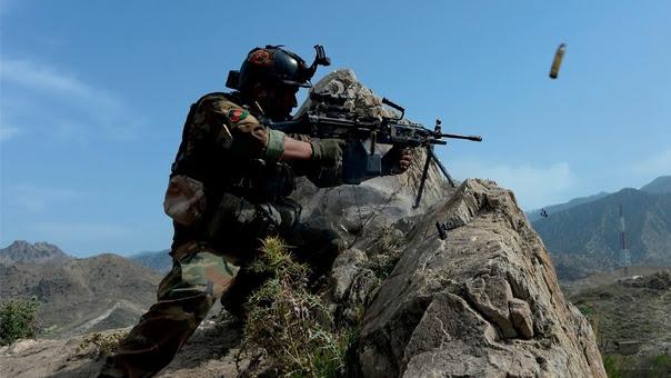 Afganistán sigue luchando contra el Estado Islámico.