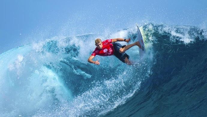 Mick Fanning Mundial de Surfe Fiji (Foto: Divulgação/WSL)