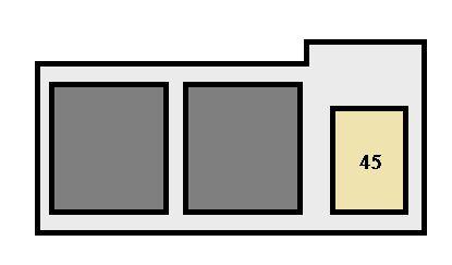 Toyota Camry (1997) - fuse box diagram - Auto Genius