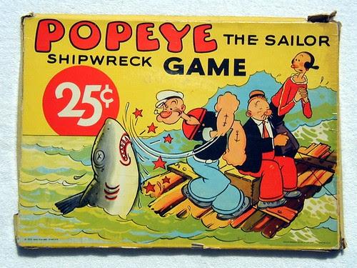 popeye_shipwreckgame