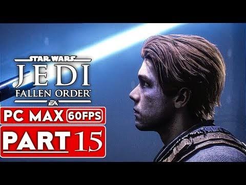 Gameplay Star Wars Jedi Fallen Order Walkthrough Part 15