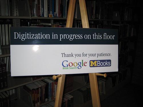 Digitization in Progress