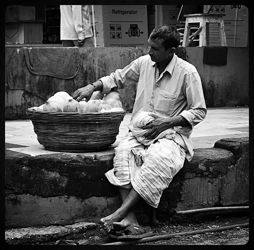 This Bhaiyya Decided Mumbai Was A Better Option Than Lucknow by firoze shakir photographerno1
