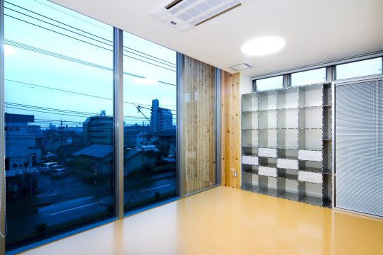 T-OFFICE - Rats-architects Inc. + Shinji Kogo Architecture