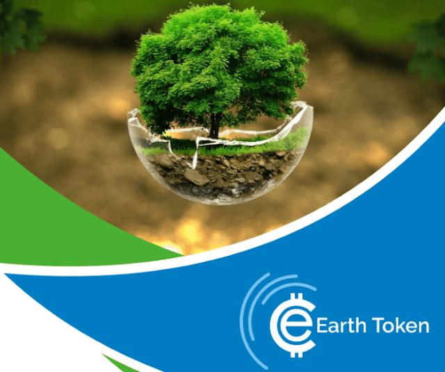 Natural Asset Exchange berbasis blokchain yang terdesentralisasi dengan cryptocurrency melalui Earth Token