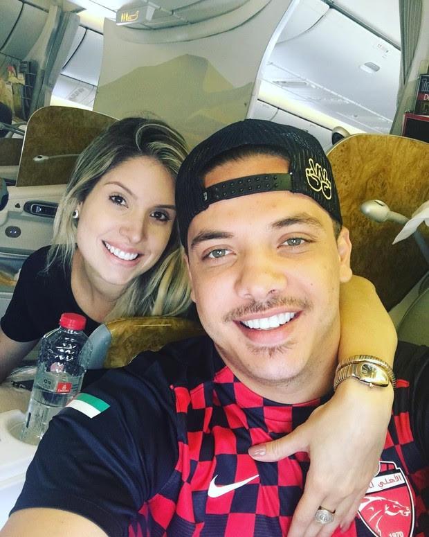 Wesley Safadão e Thyane Dantas (Foto: Instagram / Reprodução)