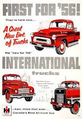 1956 International Poster