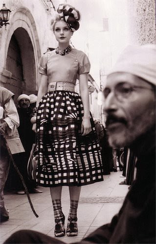 stam - prada skirt