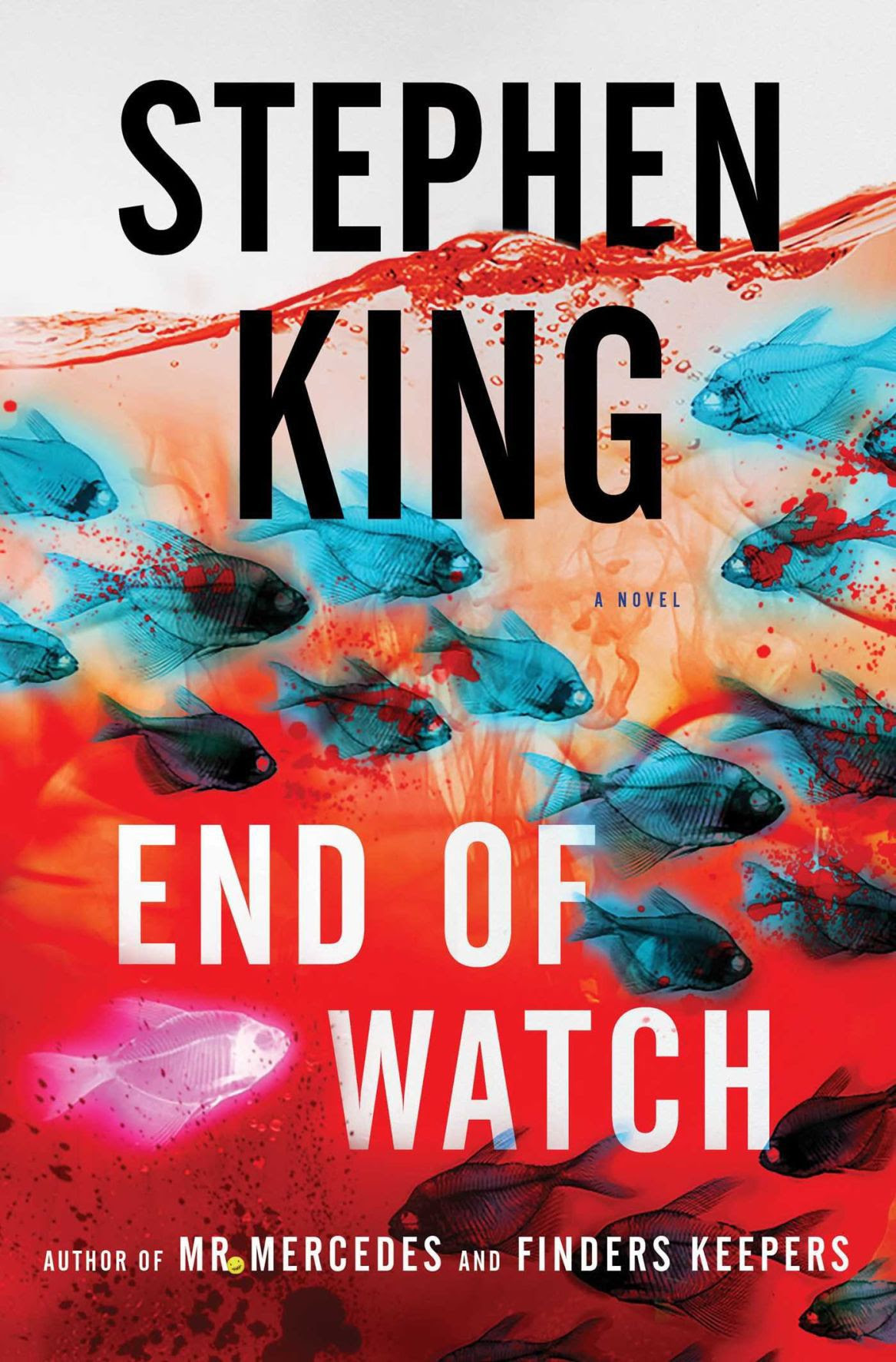 Stephen King wraps up trilogy that started with 'Mr ...