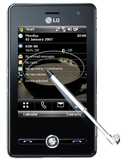 lg ks20 mobiltelefon