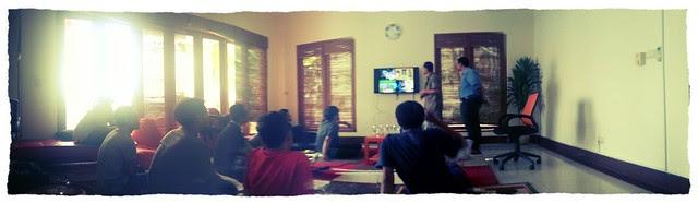 JP & Tonny; Raspi; Python Indonesia Meetup