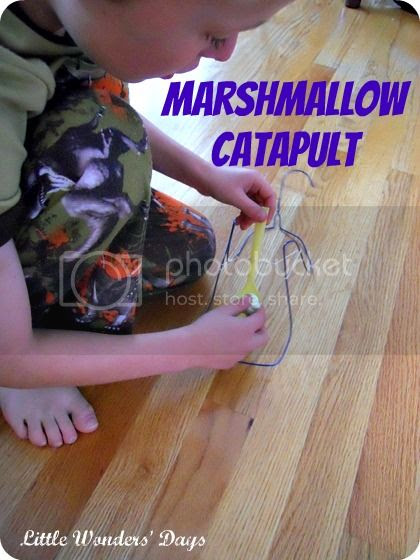 how to make a marshmallow catapult