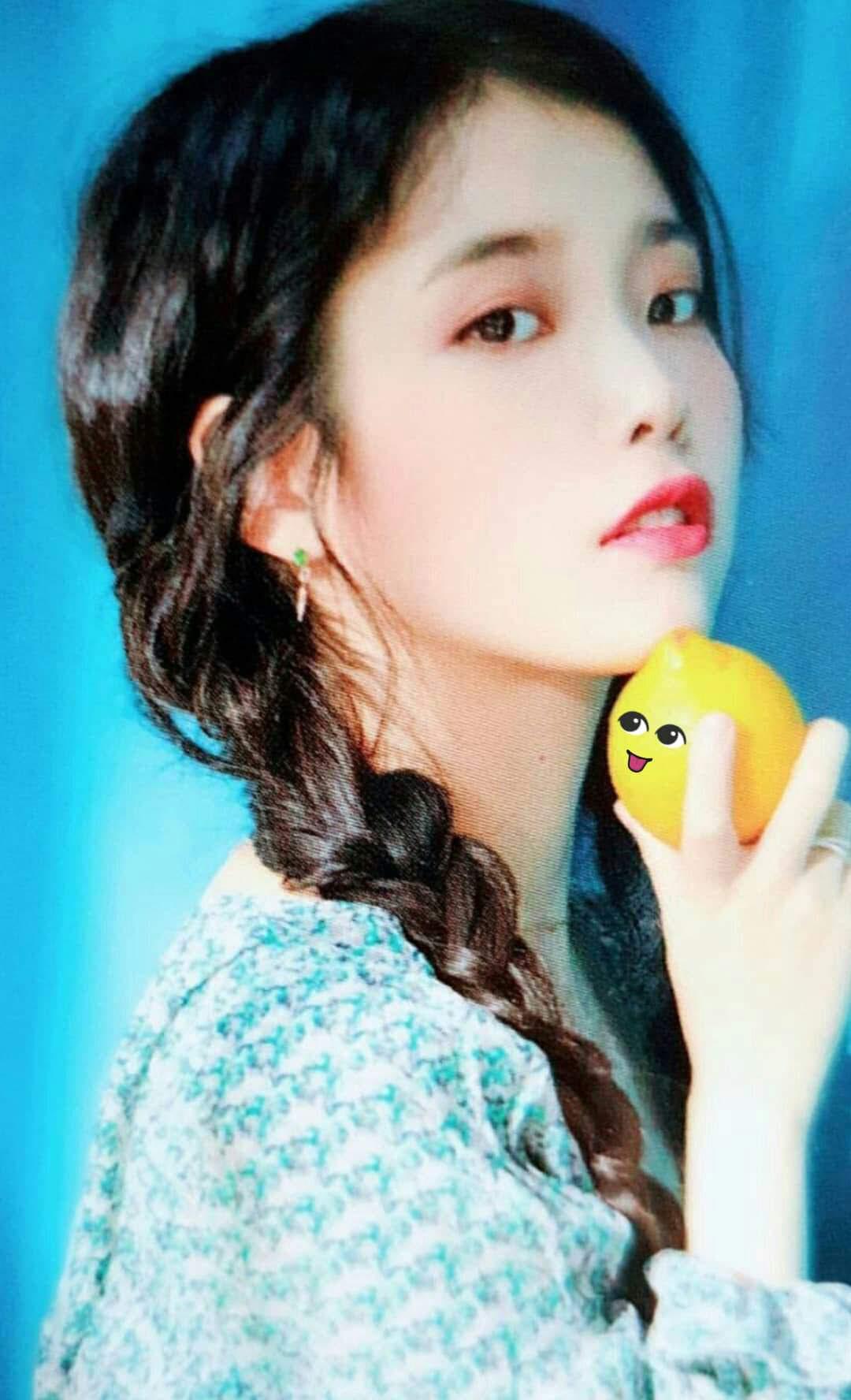 """Iu Ft Lemon Photoshoot Official Iu Lee Ji Eun ̕""""이유 Amino"""