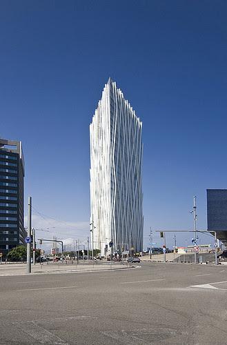 Diagonal ZeroZero Building, Barcelona, Spain