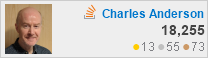 Stack Overflow profile for Charles Anderson