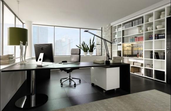 Luxury Home Office 1