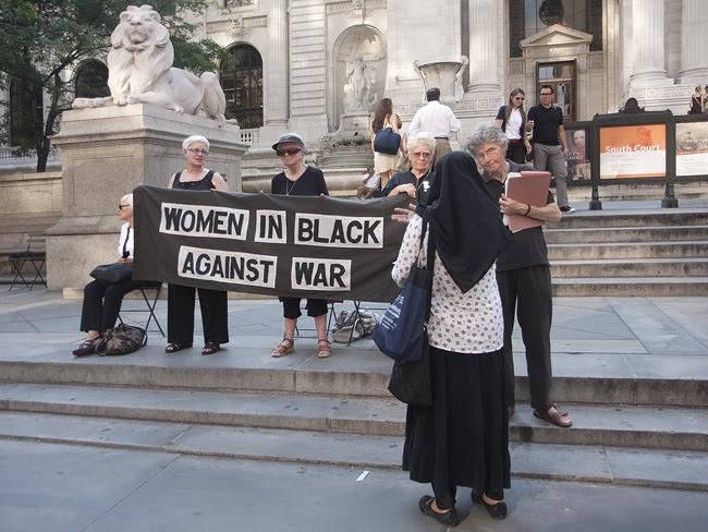 Women in Black, nyc
