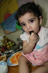 Breaking the 2nd Fast For Me Nerjis Asif Shakir 23 July 2012 by firoze shakir photographerno1