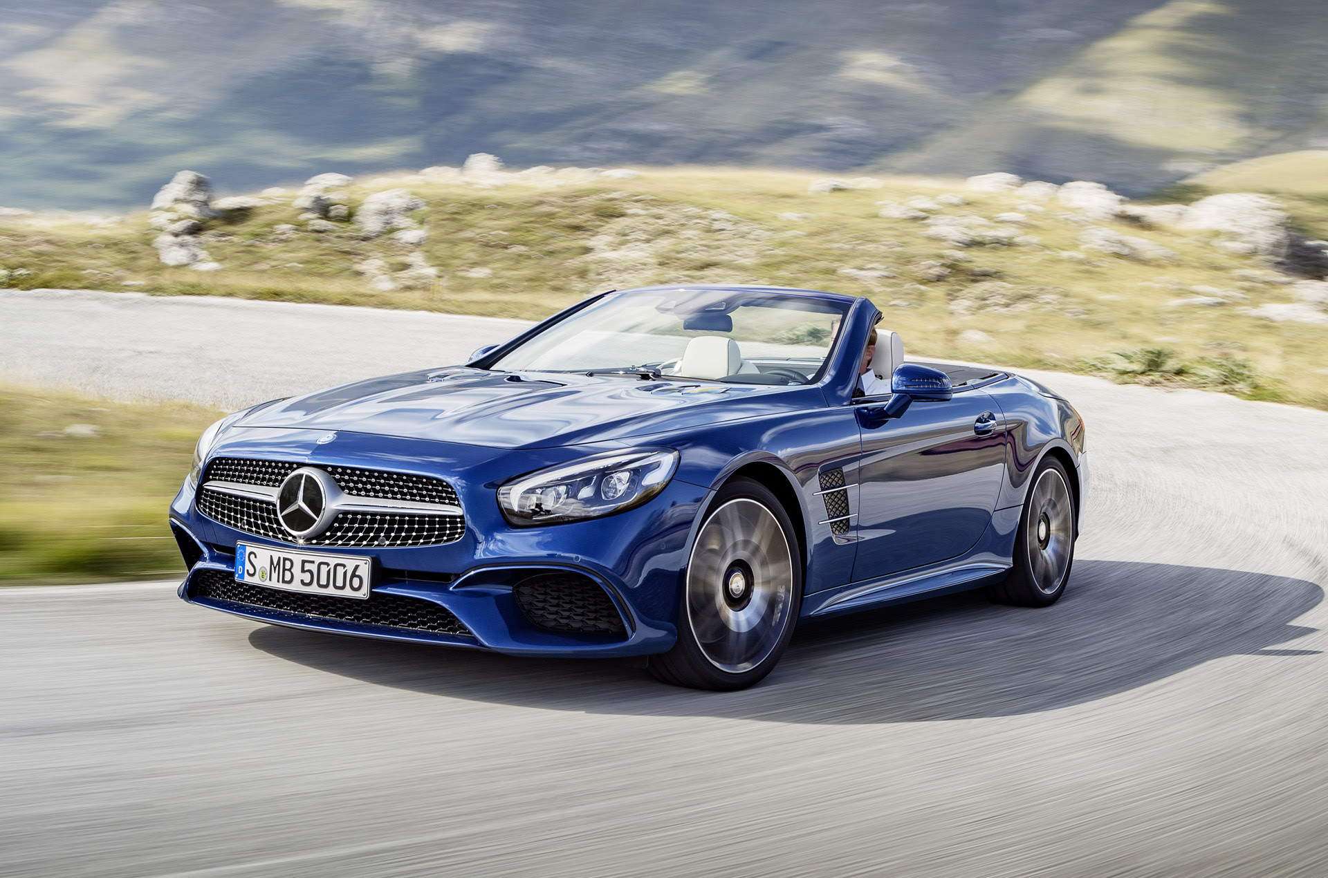 2017 Mercedes-Benz SL Class Review, Ratings, Specs, Prices ...