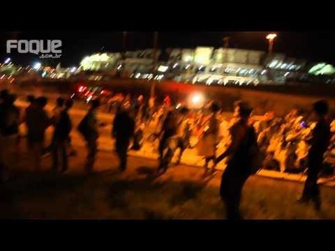Estudantes em Natal fazem ato histórico contra a dominação oligárquica no RN