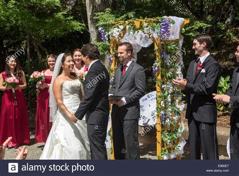Civil Marriage Ceremony Stock Photos & Civil Marriage