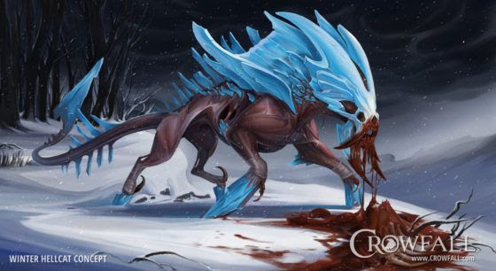 Crowfall Pushes Back its Soft Launch Date