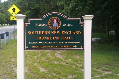 Southern New England Trunkline Trail: SNETT