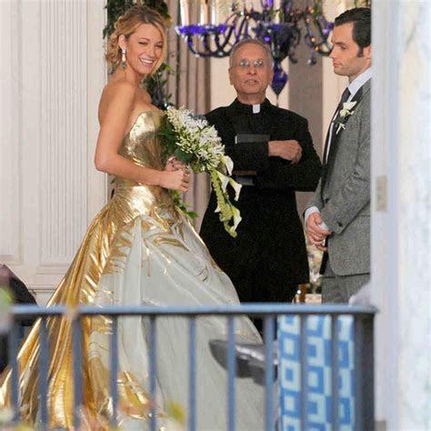 Serena van der Woodsen in 'Gossip Girl'   TV Wedding
