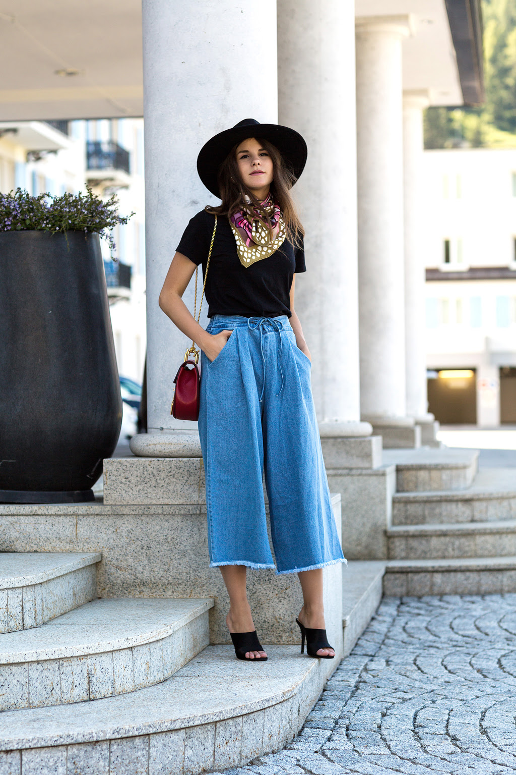 classic and sexy ways to wear culottes style  ohh my my
