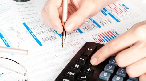 calculadora_finanças_contabilidade (Foto: Shutterstock)