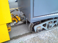 Locomotive coupling
