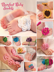 Barefoot Baby Sandals - Electronic Download