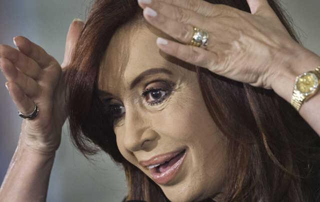 """La Presidenta dijo que si la inflación fuese del 25 % la Argentina """"explotaría"""""""